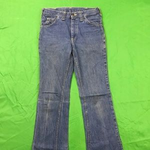 VTG LEE HIGH WAISTED  BELL BOTTOMS